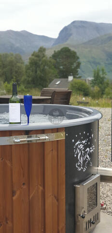 Hot tubs in Scotland